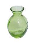 Garrafa color verde claro