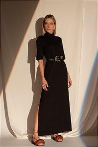 Vestido Lavínia - PRETO