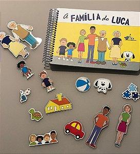 A família do Luca