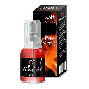Perfume Feminino Pher Woman