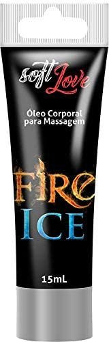 Lubrificante Fire & Ice 15ml