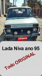 Lada Niva 95 todo Original