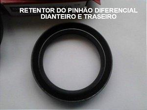 Retentor do Diferencial Diant/Tras