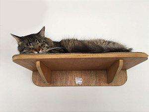 Prateleira Arredondada Para Gato