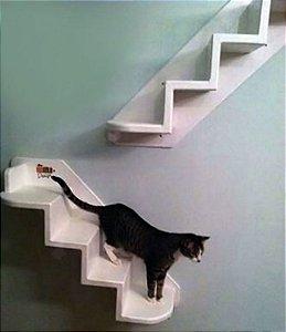 Escada Sem Corrimão
