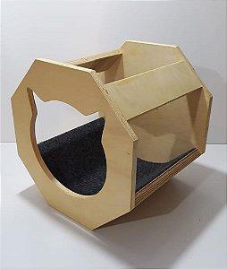Nicho Casinha Modulado Para Gato