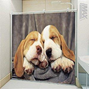 Adesivo Box - Beagle 02