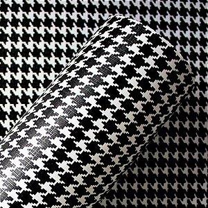 Adesivo Texture Pied de Poule (Largura 100cm) - VENDA POR METRO