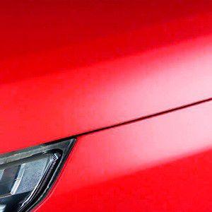 Adesivo Fosco Vermelho (Largura 1m) - VENDA POR METRO
