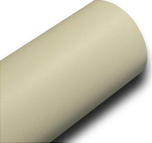 Adesivo Gold Couro Corino Bege (Largura 100cm) - VENDA POR METRO