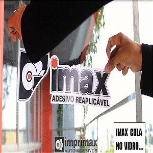 Adesivo IMAX Branco (Largura 1,22m) - VENDA POR METRO