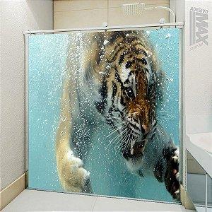 Adesivo Box - Tigre Bravo 1