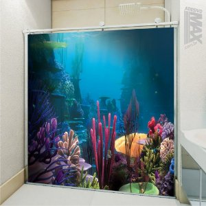 Adesivo Box - Coral