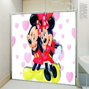 Adesivo Box - Mickey & Minnie Disney