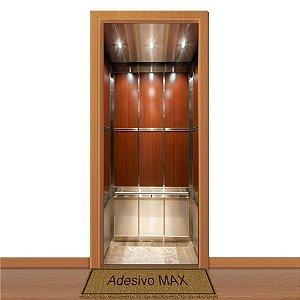 Adesivo de Porta - Elevador