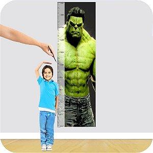 Adesivo Régua - Hulk