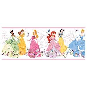 Faixa para Quarto Princesas Disney