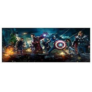 Faixa para Quarto Avengers Vingadores - VENDA POR METRO