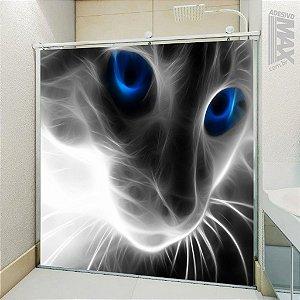 Adesivo Box - Gato Preto
