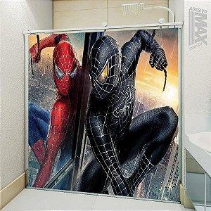Adesivo Box - Homem Aranha Spider Man Bem e o Mal