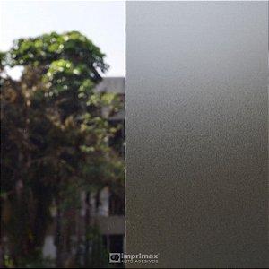 Adesivo Jateado FUMÊ (Largura 1,22m)  - VENDA POR METRO