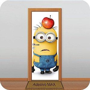 Adesivo de Porta - Minions 4