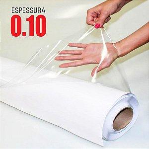 Adesivo Transparente Brilho 0,10mm (Largura 1,22m) - VENDA POR METRO