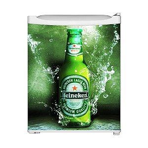 Adesivo Frigobar Porta - Heineken