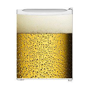 Adesivo Frigobar Porta - Cerveja