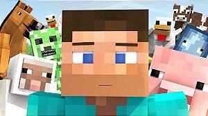 Adesivo de Parede - Minecraft 2