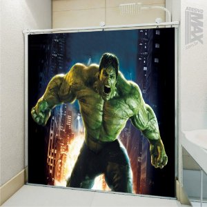 Adesivo Box - Hulk