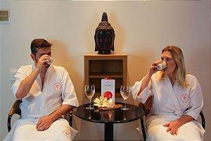Ritual a dois Mediterrâneo - 2h30 - Pátio Batel , Território e Golden Beauty Care