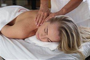 Vale Massagem - Terapia de 1h30 - Spa Tereza Zanchi e Torii Pátio Batel