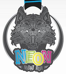 Medalha - Neon Night Run