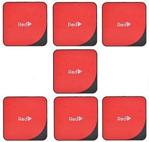 Kit de 7 Receptores Red Pro Ultra HD 4K 16GB