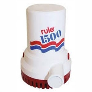 Rule Bilge Pump 1500 GPH