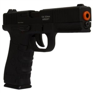 Pistola Airsoft CO2 6.0mm  Win Gun W119 Semi-metal