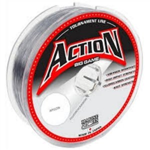 Linha Action BG Grey Marine Sports