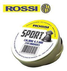 Chumbo Sport Rossi 4,5mm