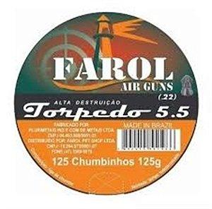 Chumbinho Farol 5,5 Airguns Bullet
