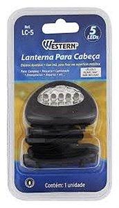 Lanterna de Cabeça Western LC-5