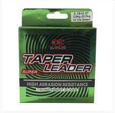 Linha Taper Leader Maruri