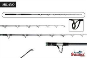 Vara Milano 1,98m   40-60L  Sumax