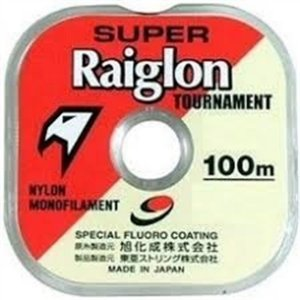 Linha Monofilamento Super RAIGLON