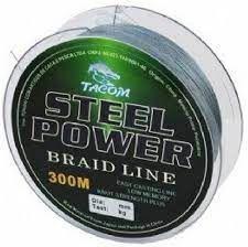 Linha multifilamento Steel Power Tacom
