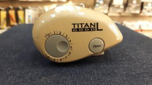 Carretilha Titan L 6000 Esquerda