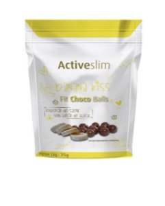 FIT CHOCO BALLS BANANA DIET SACHE
