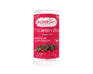 FIT CHOCO BALLS CRANBERRY