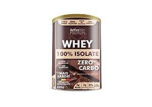 WHEY 100% ISOLATE CHOCOLATE BELGIAN