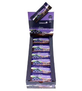 ACTIVESLIM SUPER BERRIES PURPLE AO LEITE - CX COM 30
